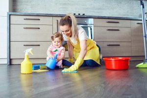 Babies' Crawling Spaces