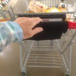 Supermarket Cart Handle